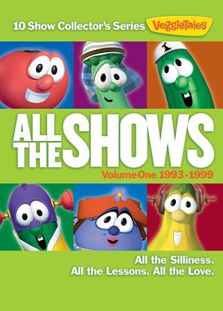 VeggieTales DVD, Volume 1