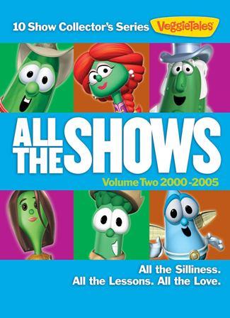 VeggieTales DVD, Volume 2