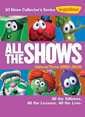 VeggieTales DVD, Volume 3