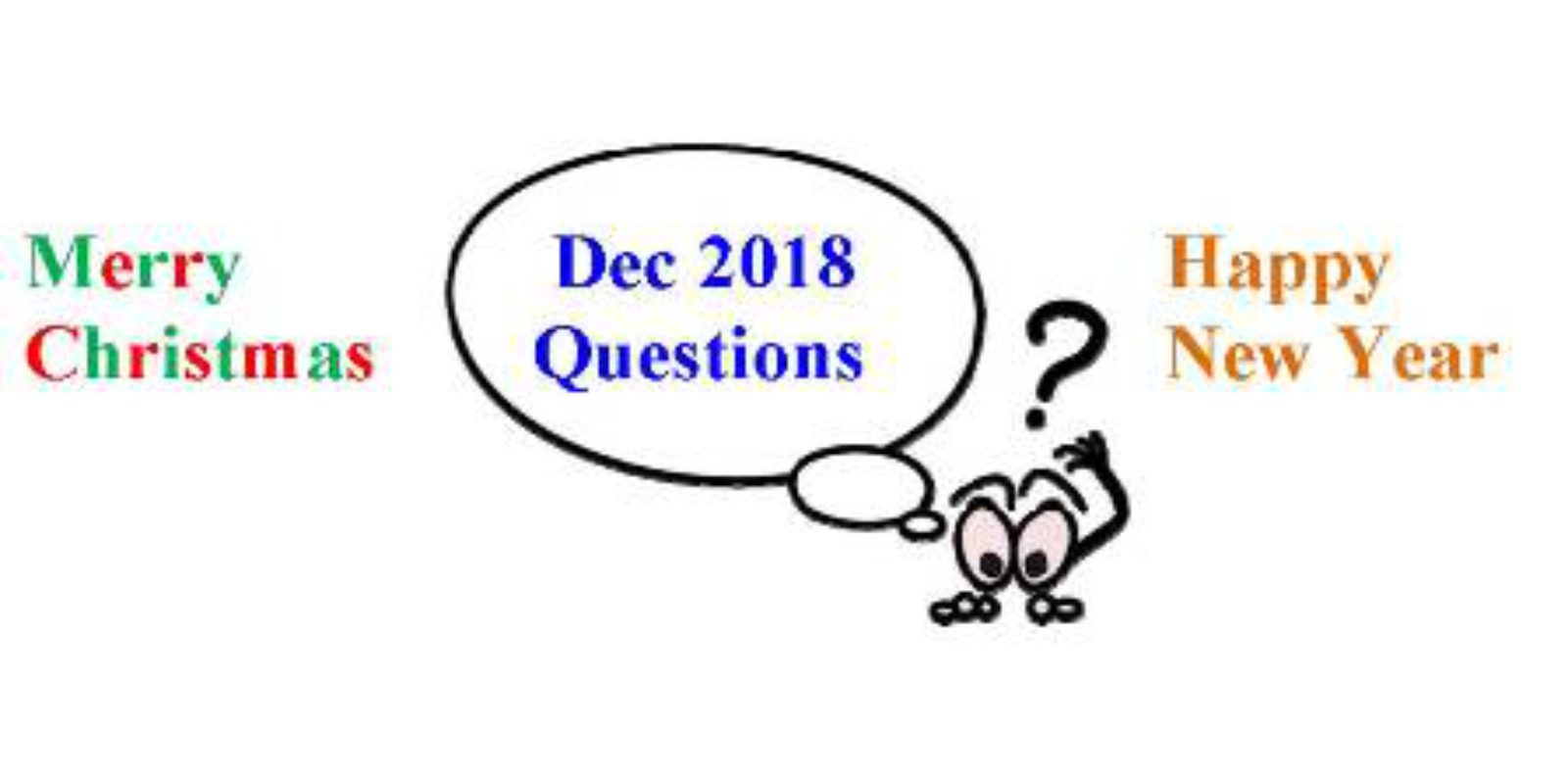 December Quiz