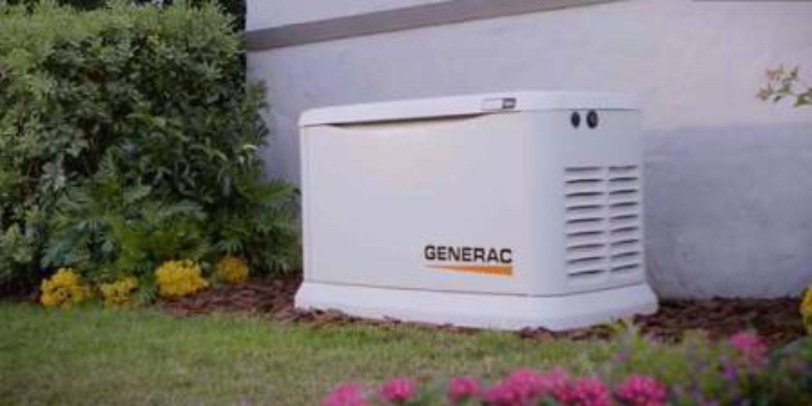 Generac 7043 22kW Home Standby Generator
