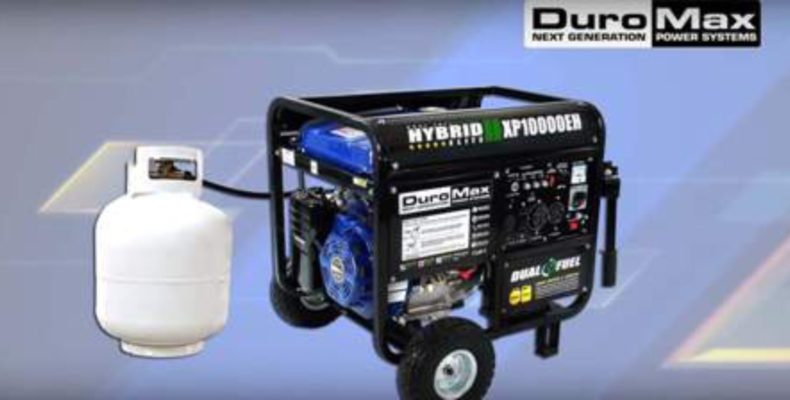 The Duromax Xp10000eh Dual Fuel Generator Review