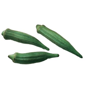 Okra - Clemson Spineless