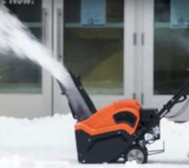 Ariens 938033 Snow Thrower