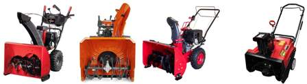 Which snow blowers does Jim like?