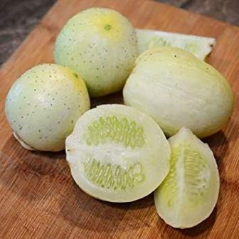 Lemon cucumber seeds - PlenTree