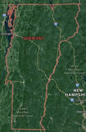 State of Vermont - soil analysis