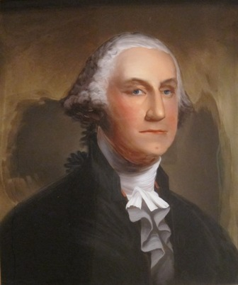 George Washington - America's father.