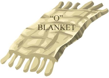 "Is the organic layer called the ""O"" blanket?"