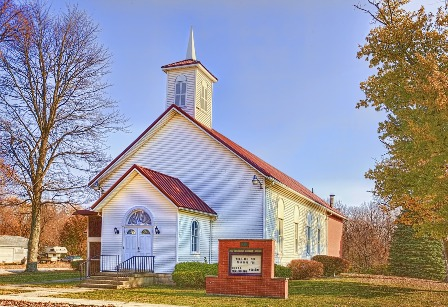 Jed's church