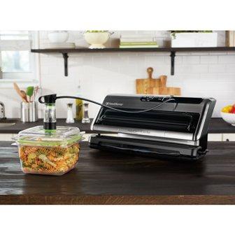 Foodsaver vacuum system