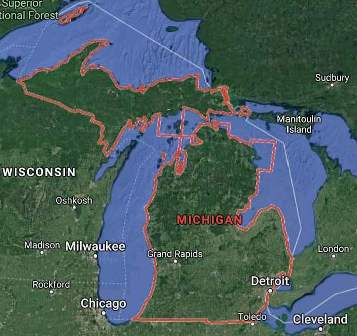 State of Michigan - soil analysis
