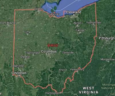 State of Ohio - soil analysis