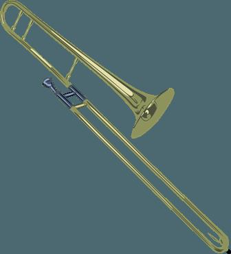 What squash looks like a trombone?