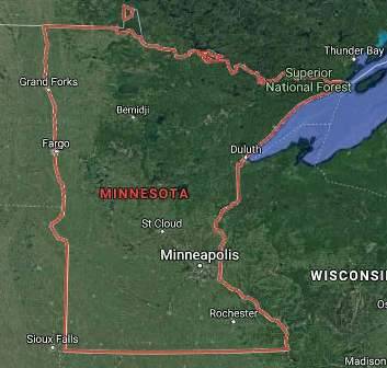 State of Minnesota - soil analysis