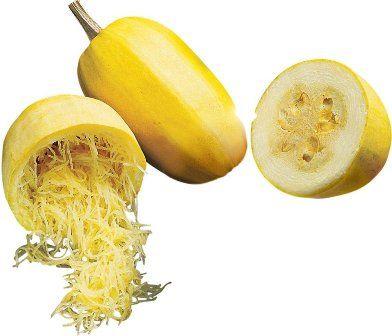 Burpee spaghetti squash seeds.
