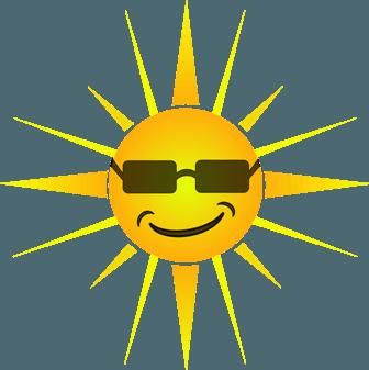 Acorn squash needs 6 hours of sun per day.