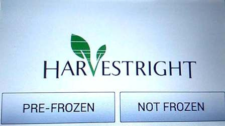 Harvest Right Home Freeze Dryer - choose either pre-frozen OR frozen