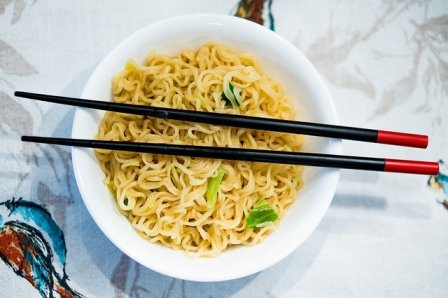 Yakisoba noodles are just one type of Asian noodles that can be freeze dried.