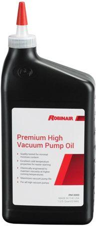 Robinair Premium High Vacuum Pump Oil