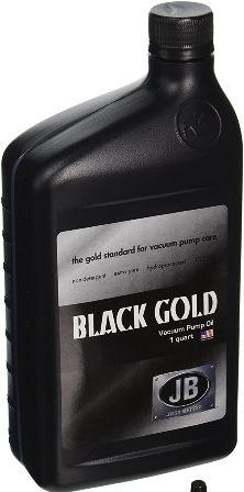 JP Industries Black Gold Vacuum Pump Oil