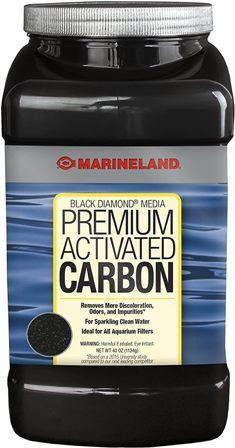 Diamond Media Premium Activated Carbon Granules